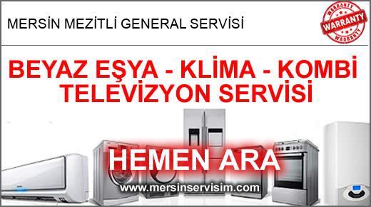 Mersin Mezitli General Servisi